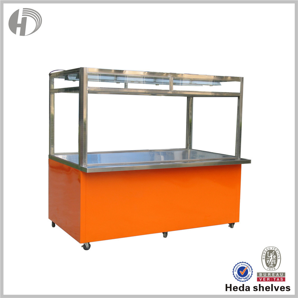 Excellent Quality Promotional Food Transport Cart