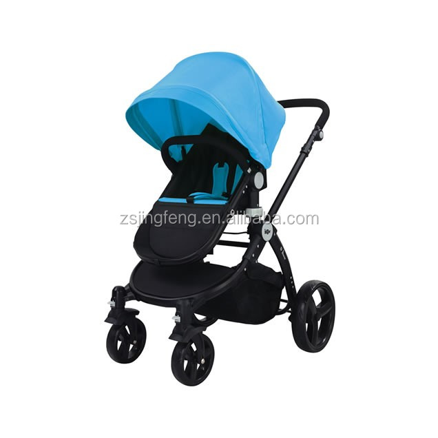 Easy Foldding Luxury Baby Stroller 3 in 1 2017