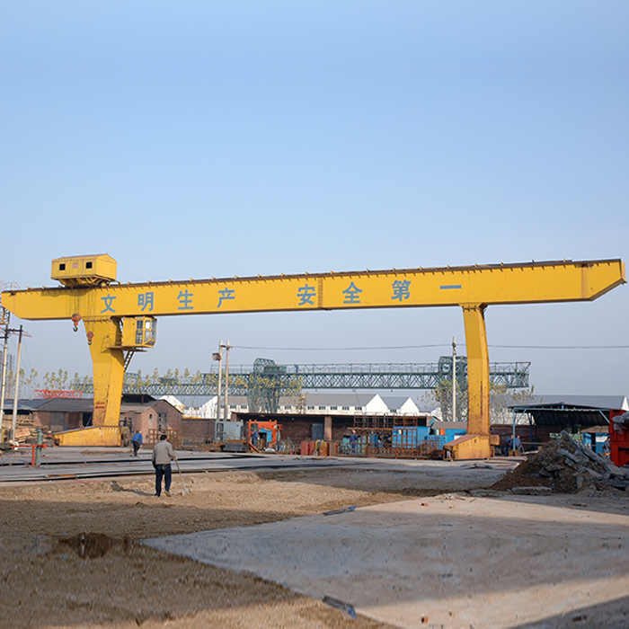 Best Quality Wireless Remote Control Gantry Crane in China