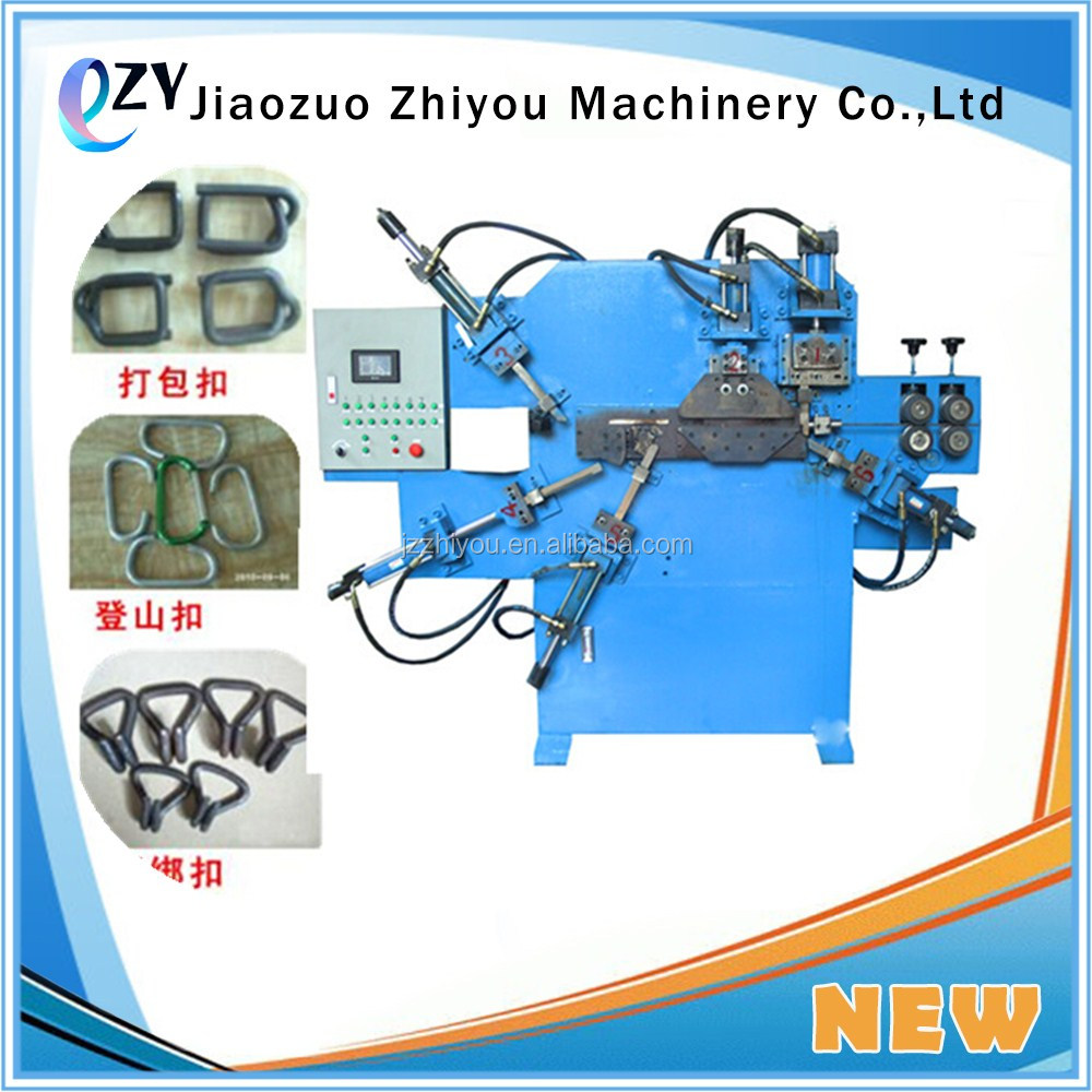 2016 New model double loop wire forming machine(whatsapp:0086 15639144594)