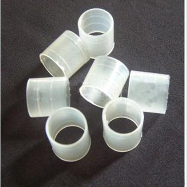 50mm 50mm Plastic Raschig Rings For Cooling Tower