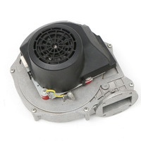 High pressure Full premixed fan 150KW gas blower EC centrifugal blower Air blower motor