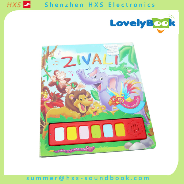 Wholesale Story Book Electronic Sound Device