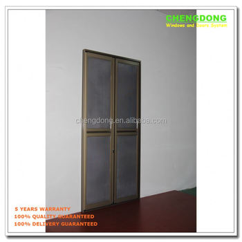 Modern Automatic Aluminum Tempered Glass Panel Sectional Overhead ...