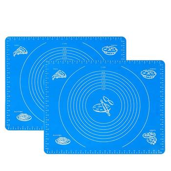 Food Grade Silicone Pastry Mat Extra Large Nonstick Baking