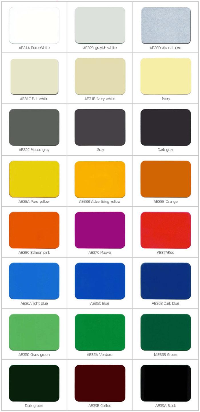alucobond colors images reverse search. Black Bedroom Furniture Sets. Home Design Ideas