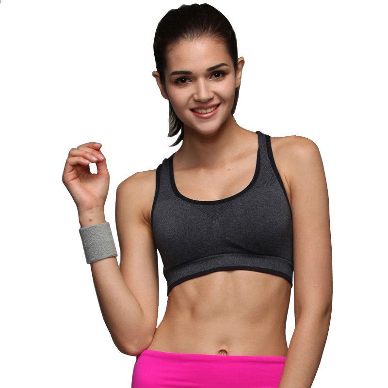 High Impact Sport Bras Women Push Up Running Athletic Sport Top Bars Women Fitness Quick-Drying Breathable Soutien Gorge Bras