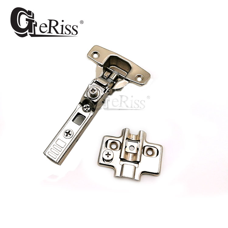 Hydraulic Soft Close Damper Cabinet Stainless Steel Door Hinge