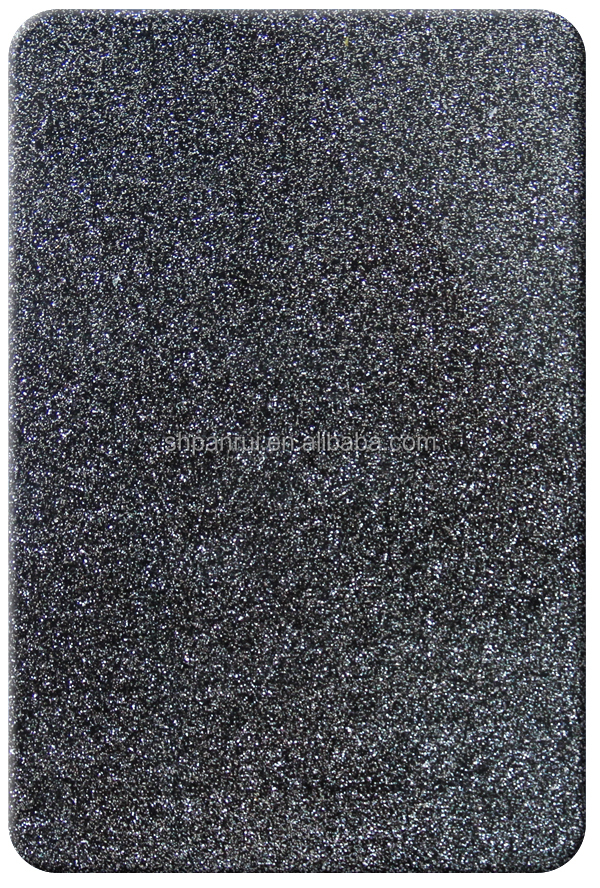 it is amazing shinny eva foam glitter acrylic sheet