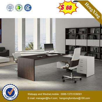 Modern Office Furniture Executive Office Table Big Boss Office Desk  (HX 5N310)