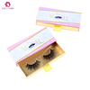 Wholesale Luxury Eyelashes And Pink And Gold Color Drawer Box 3D Siberian Mink Lashes Private Label Eyelash Packaging Box Custom