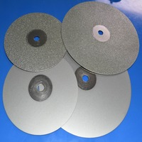 Export indian electroplated diamond grinding disc for double disc grinding machine