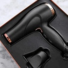 FIVE PLUS hair dryer switch and gas powered hair dryer
