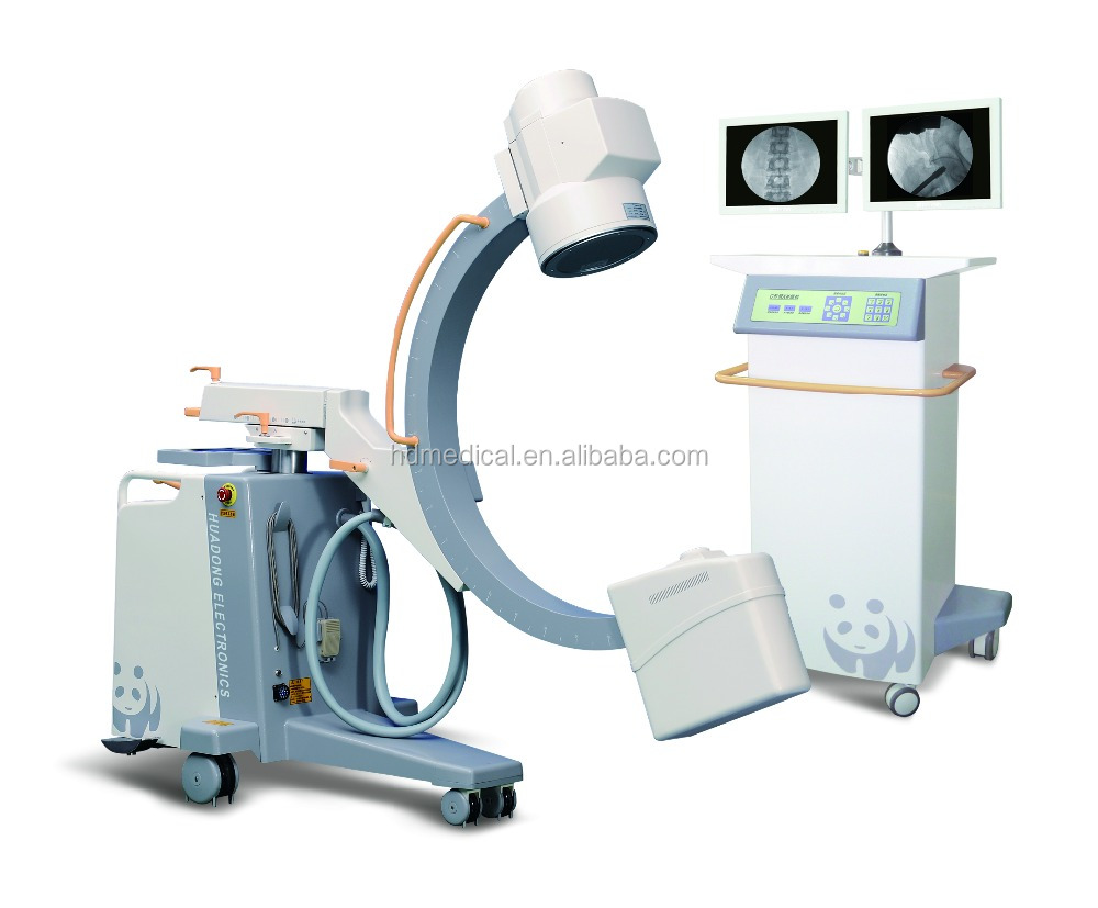 the price of mobile x ray system equipments Fluoroscopy X-Ray Equipment in China factory