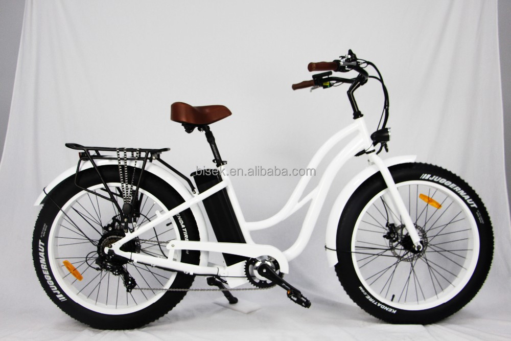 Finden Sie Hohe Qualität Beach Cruiser Elektrisches Pedelec Fahrrad ...