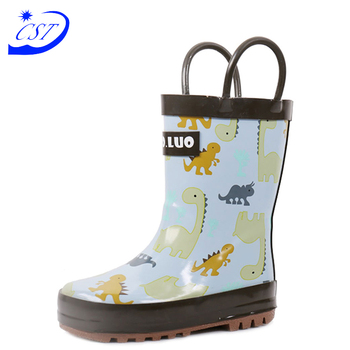 6298f204ea98c Hot Sell Winter Children Rubber Plain Cheap Rain Boots - Buy Winter ...