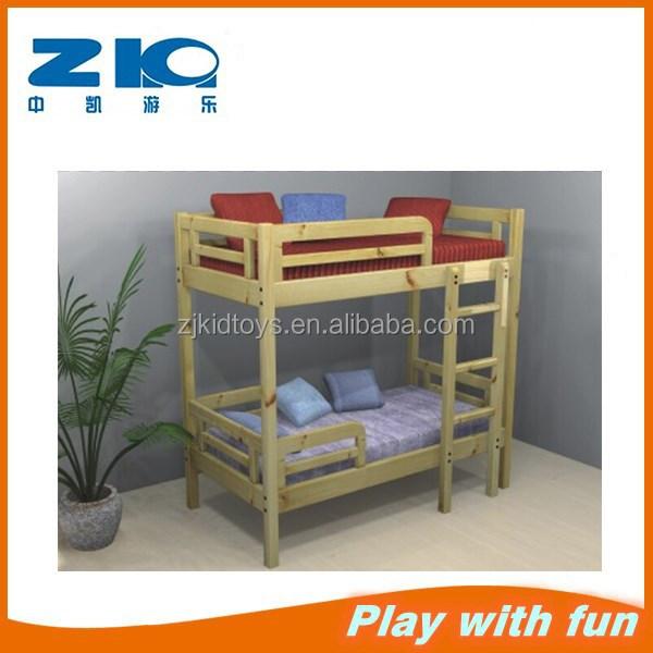 Modernas literas de madera camas ni os ni os muebles de - Camas modernas para ninos ...