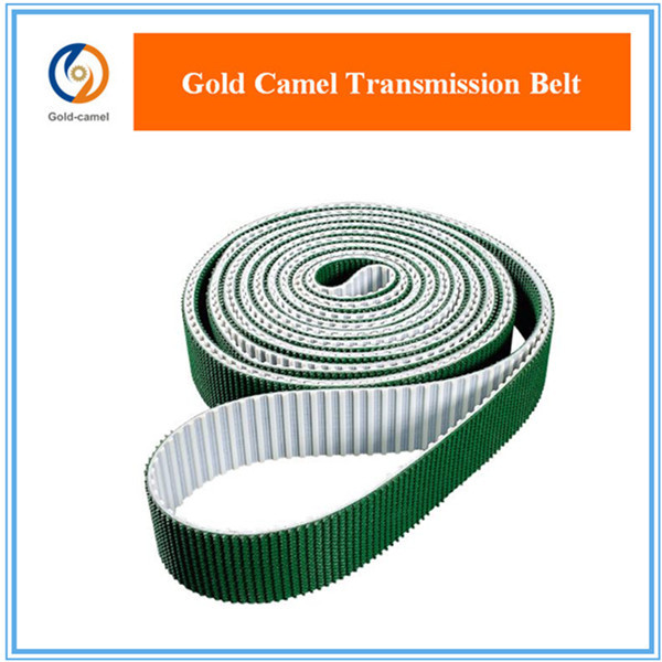Custom Made steel cord Industrial Endless PU Timing Belt