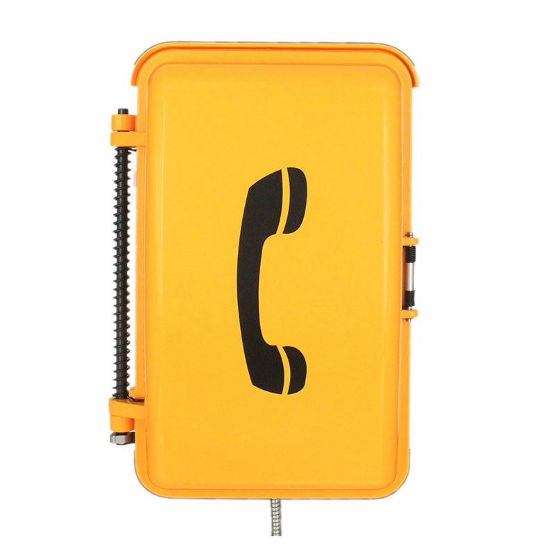 IP/analogue system Intercom phone KNSP-03 outdoor Waterproof Emergency Auto-dial Telephone