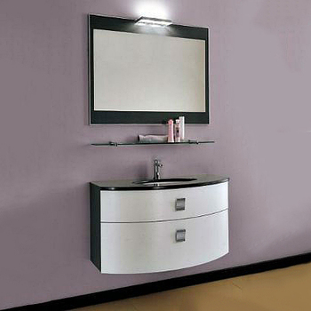 Bathroom Designs Sanitary Curved Round