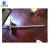 high strength Mine roof support self-drilling rock anchor bolt from china sales
