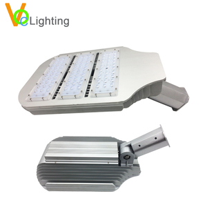 Aluminium LED Street Lamp Shell 120W Big Light Housing