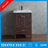 thin modern marble bathroom vanity console