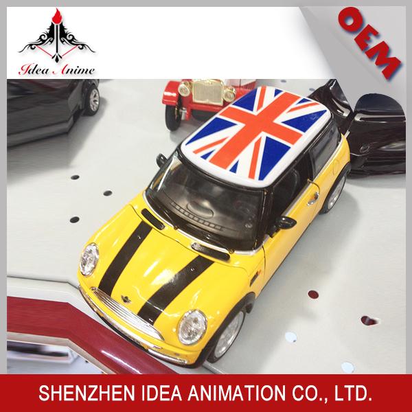 Oem Odm Custom Your Own Classic Old Plastic Model Car Kits