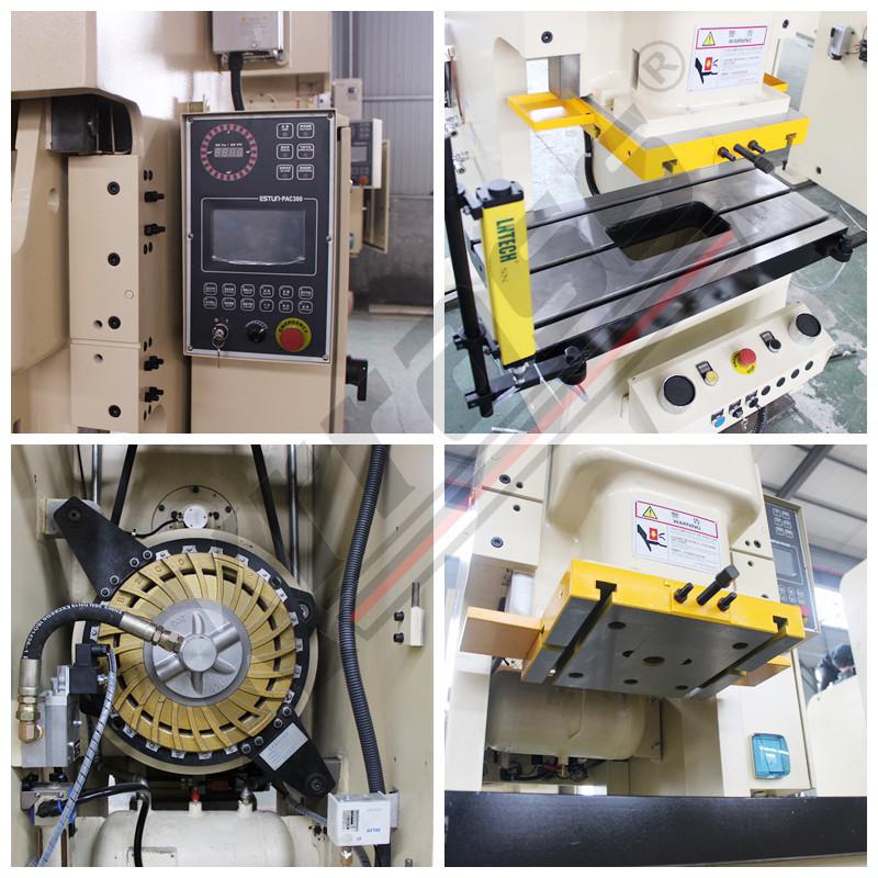 Krrass Jf21series 60 Tons C-frame Deep-throat Punch Card Machine Price  Malaysia (60 Tons 80ton 125ton 200ton 300ton) - Buy Punch Card Machine  Price ...