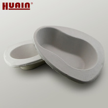 Environmentally Dry Press Pulp Molding Medical Paper Pulp Bedpan