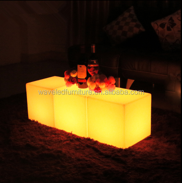 Light Up Furniture Cube, Light Up Furniture Cube Suppliers And  Manufacturers At Alibaba.com