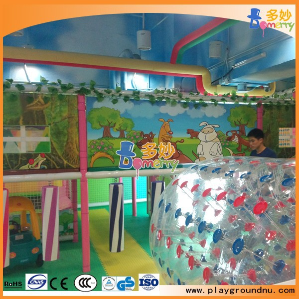 High quality Jungle toddlers soft play area for kids for sale