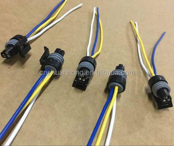 3 Way Fuel Oil Map Air Pressure Sensor Sender Connector