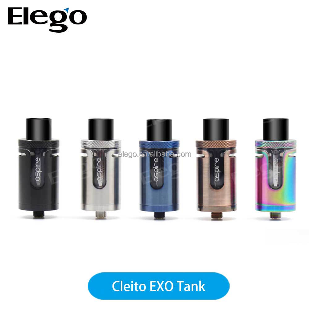 2017 Newest Aspire 2ML Aspire Cleito EXO Tank, 3.5ML Aspire Cleito EXO Tank