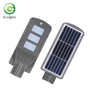 Wholesale price smart galvanized pole 60w 80w 100w 150w solar street light