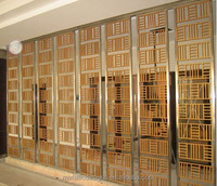 Beautiful Wrought Iron Room Dividers/Screens Design With Scrolls