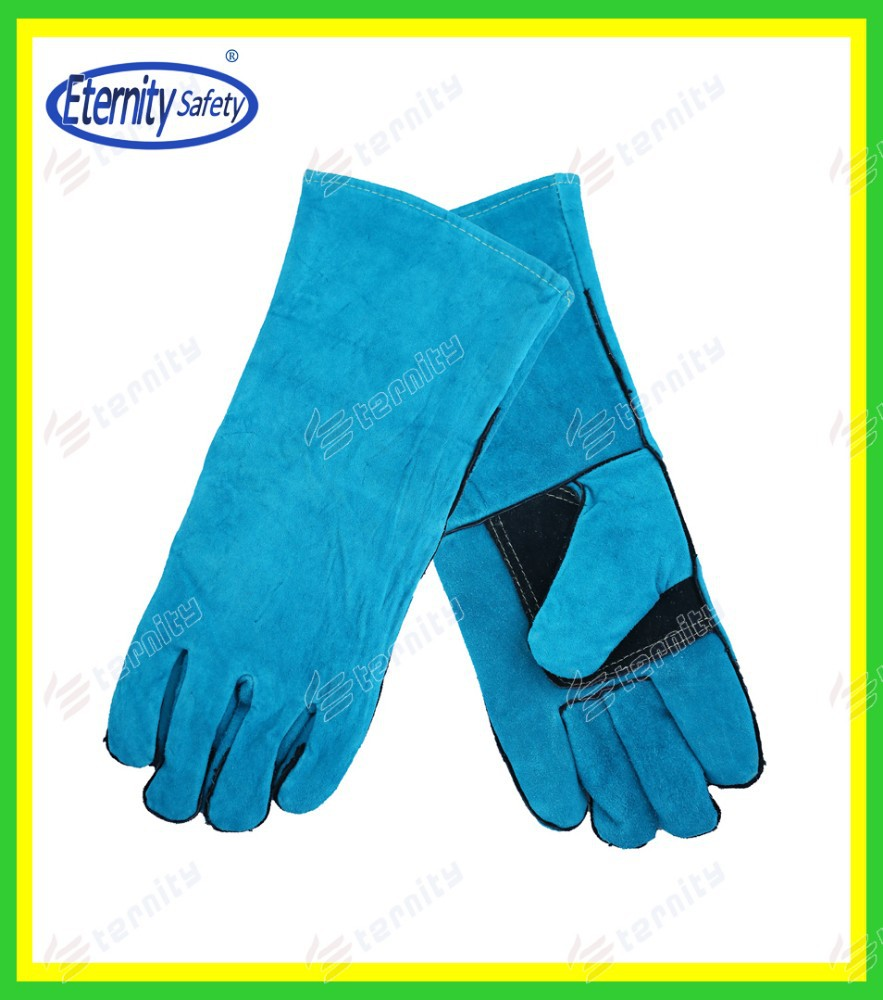 Alibaba supplier TIG welding machine used welder gloves working glove top quality