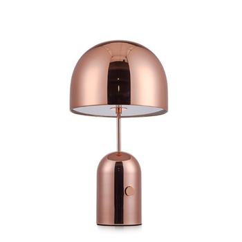 Projet De Dubaï Brillant Or Rose Fer Éclairage Moderne Table De Chevet Lampe De Bureau Avec E27 240v Ampoule Buy Lampe De Table De Chevet,Éclairage
