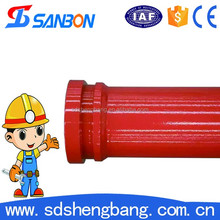 Concrete Pump Parts New Light Weight Concrete Delivery Pipe