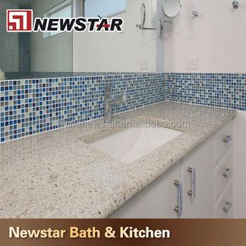Hot Sale Kitchen Picture Moon White Granite Countertops Price