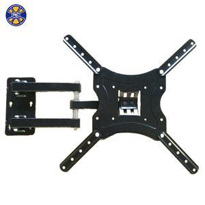 "Customized stainless steel slimming Home adjustable Wall Mount Bracket for 19""-48"" tv"