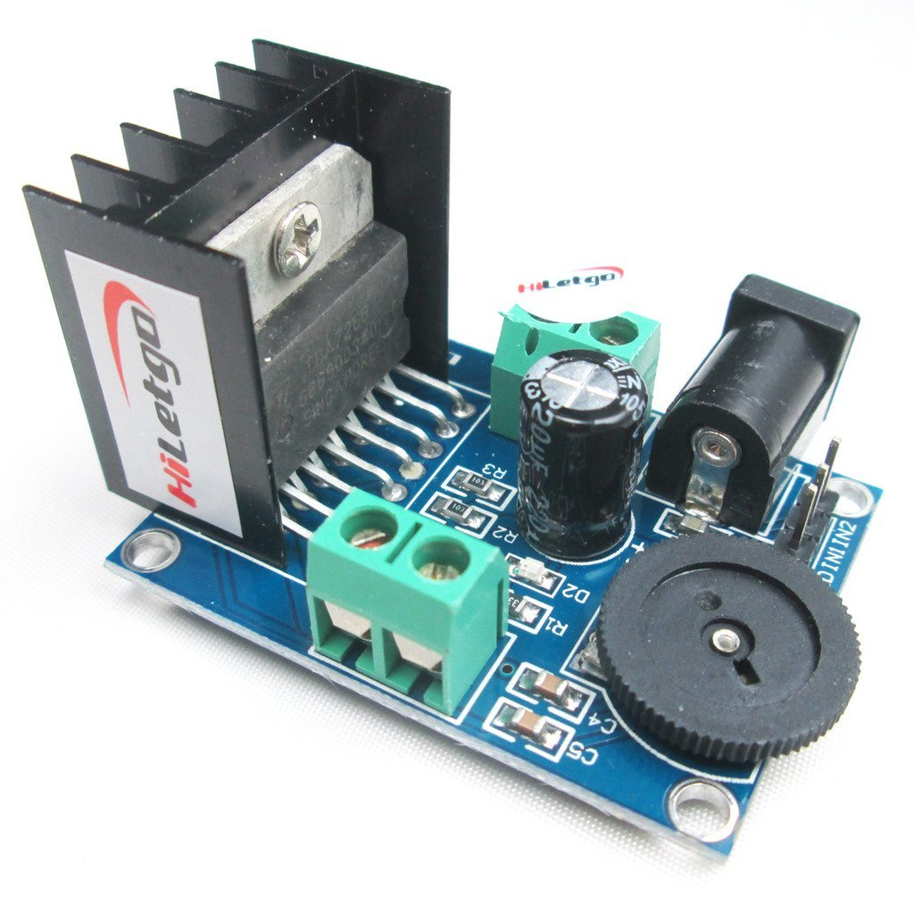 Cheap Audio Amplifier Tda Find Deals On Line At 10w Using Tda2003 Get Quotations Hiletgo Tda7266 Module