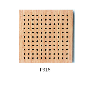 Wood Perforated Wooden Sound Insulation Acoustic Panel Wooden Tectum  Acoustical Ceiling Panels - Buy Acoustic Panel,Perforated Acoustic