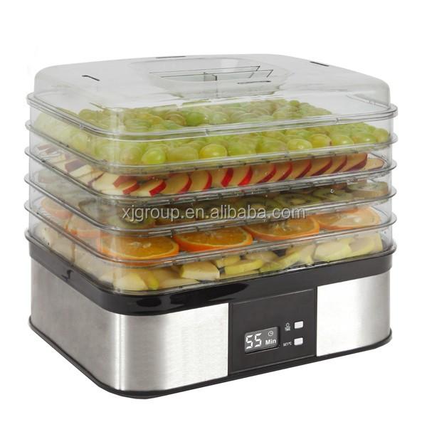 Electric Home Digital Food Dehydrator Machine Xj 13703