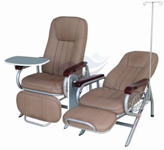 AG-AC006 with PVC mattress hospital lounge chair bed sleeper for sale price