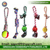 Pet products Wholesale Dog Rope Toy Rope Dog Chew Toys