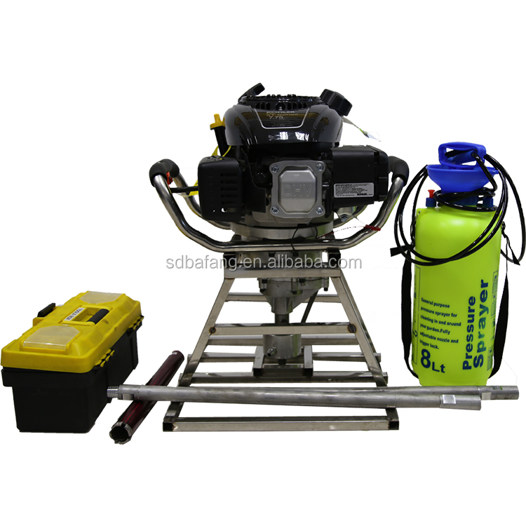 Good price backpack portable core drill rig