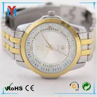 New Arrival Business Watch Cheap Silver Unisex Watch Interchangeable Jewelry Watch