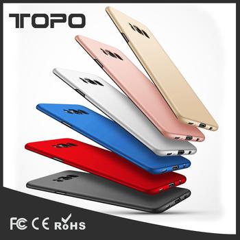 2c19e9f8607b New super ultrathin 0.7mm rubber smooth & matte surround protect hard  plastic pc phone case