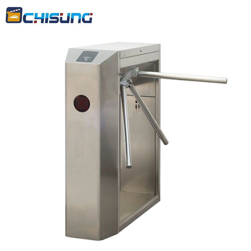 2018 Security Entrance Tripod Turnstile For Access Control System